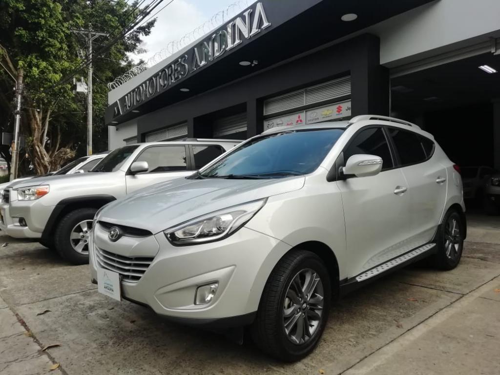 Hyundai Tucson Ix35 Gl 2016 Mecanica 986