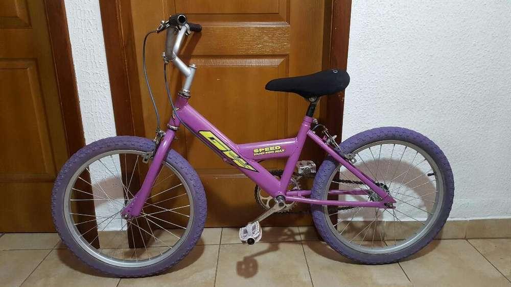 Bicicleta de Niña de 8 a 12 Años Aro 20