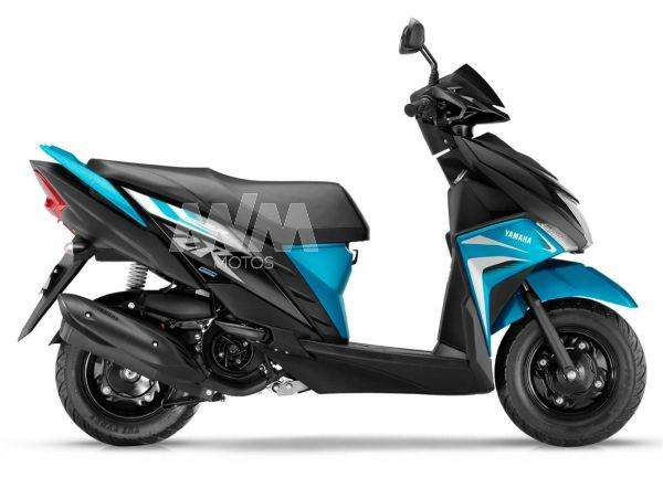 Moto <strong>scooter</strong> Yamaha Ray ZR 115 XC115B Muñoz Marchesi