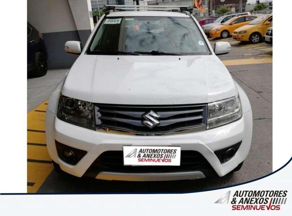 Suzuki Grand Vitara SZ 2015 - 126309 km