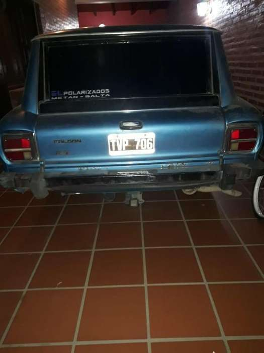 Ford Courier 1970 - 0 km