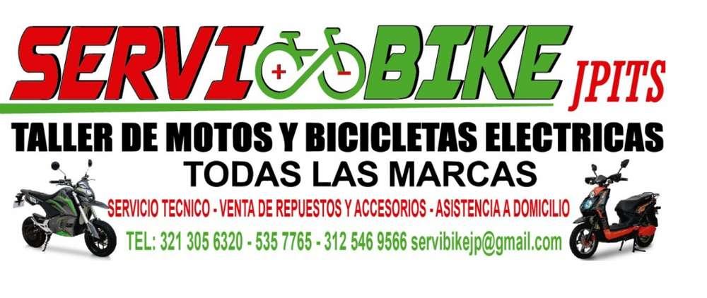 Venta de Motos y Bicicletas Electricas