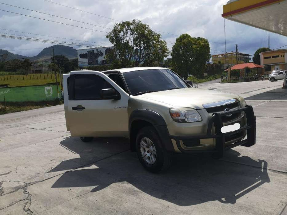 Mazda Bt 50 Turbo Diésel 2008