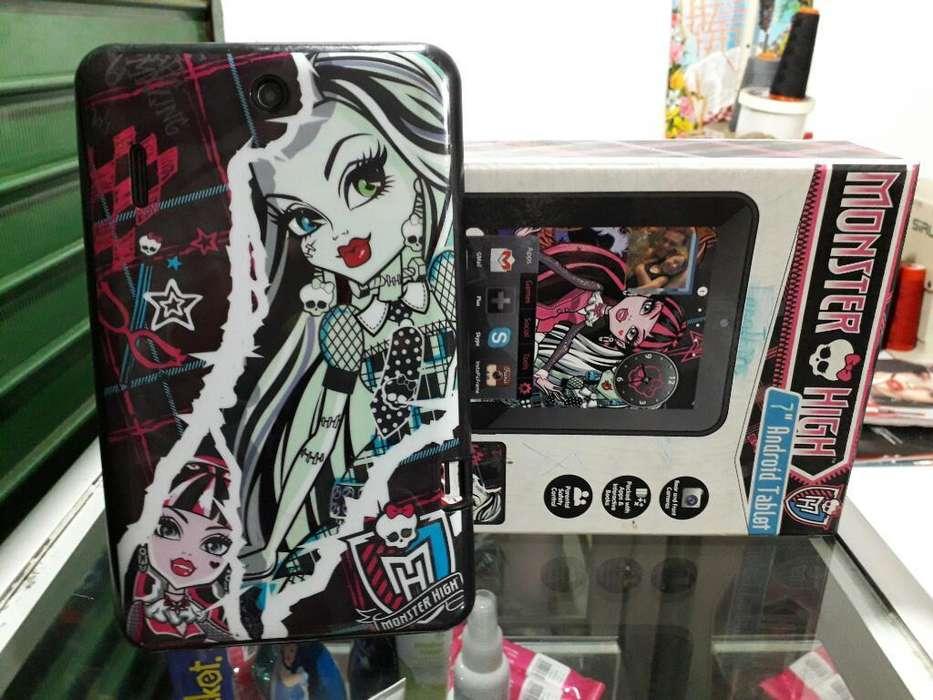 Tablet Monster High 7 Pulgadas