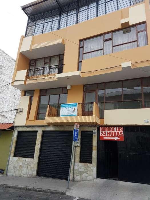 Cuarto Centro Ambato Calle Quito