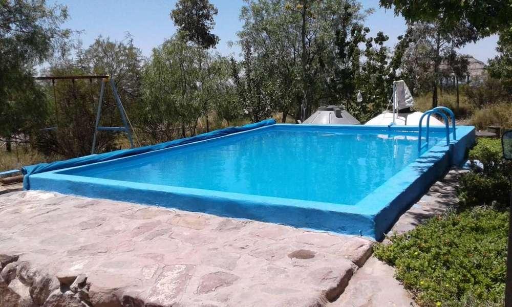 ph03 - Casa para 4 a 7 personas con pileta y cochera en Ciudad De Mendoza