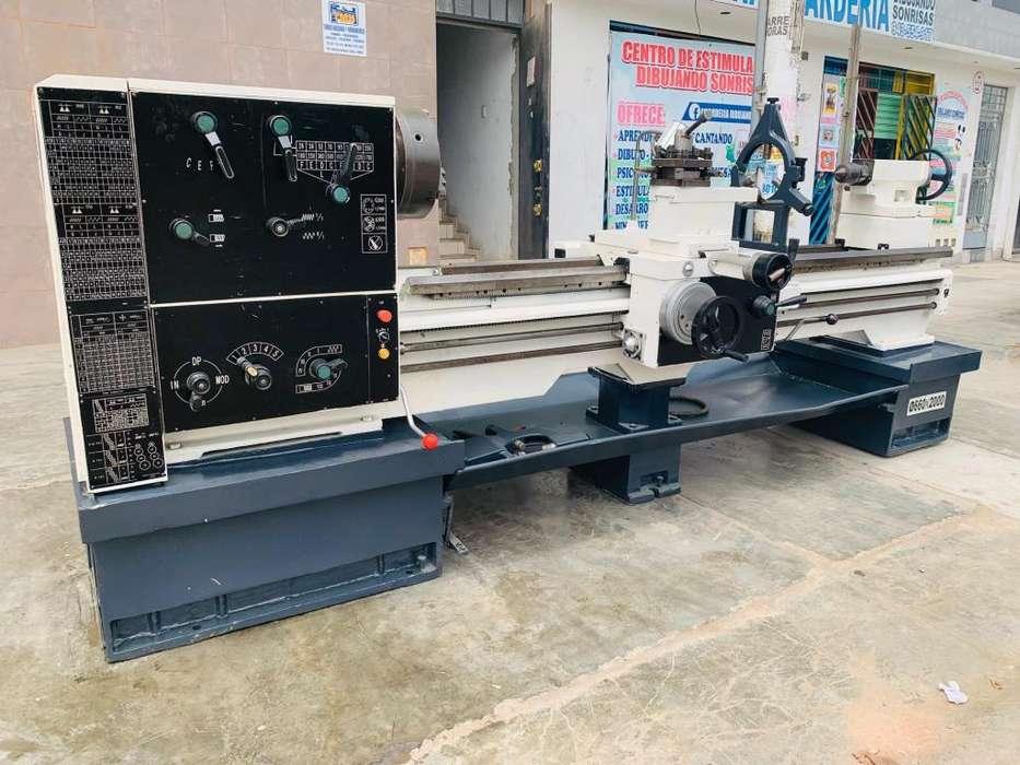 Torno moderno DMTG drehmaschine 2000x 700 volteo husillo 4 pulgadas