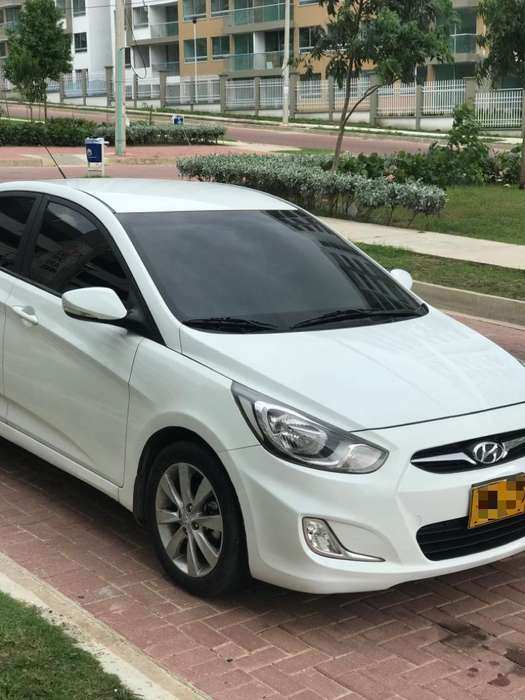 <strong>hyundai</strong> Accent 2016 - 63833 km