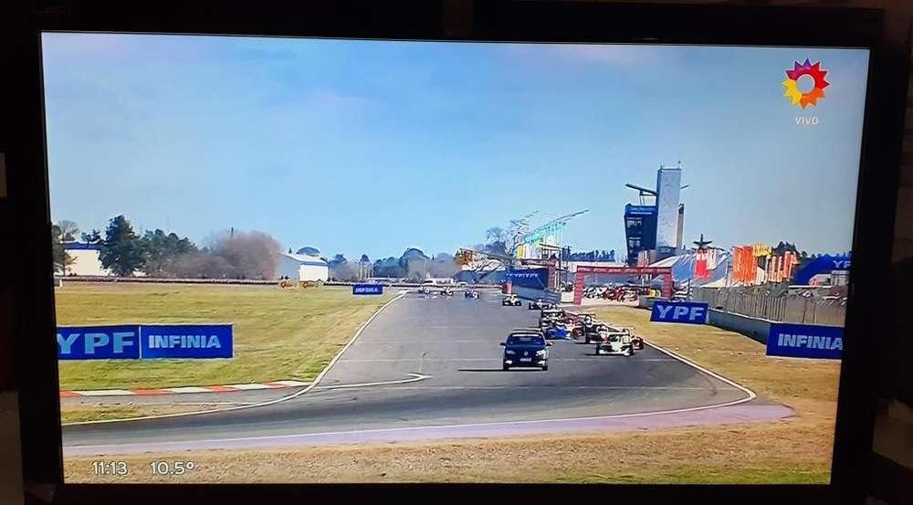 Tv LED Noblex Full Hd de 24 Usb 3 Hdmi ANTENA TDA HD