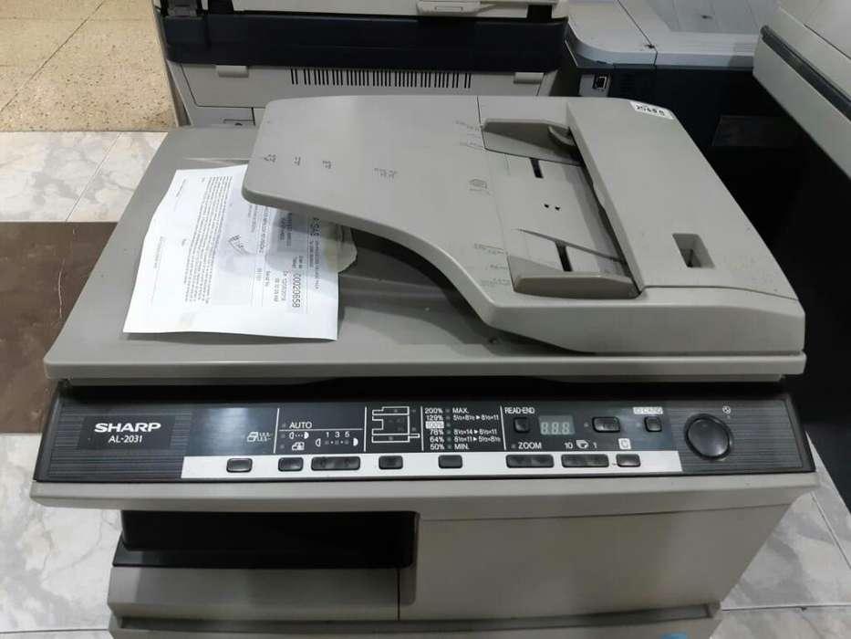 Impresora Charp 2031