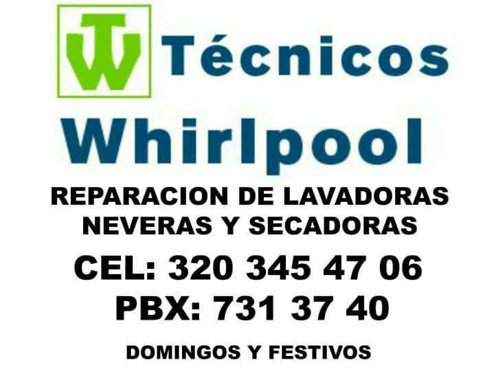 Reparacion de lavadoras y neveras cel 3203454706