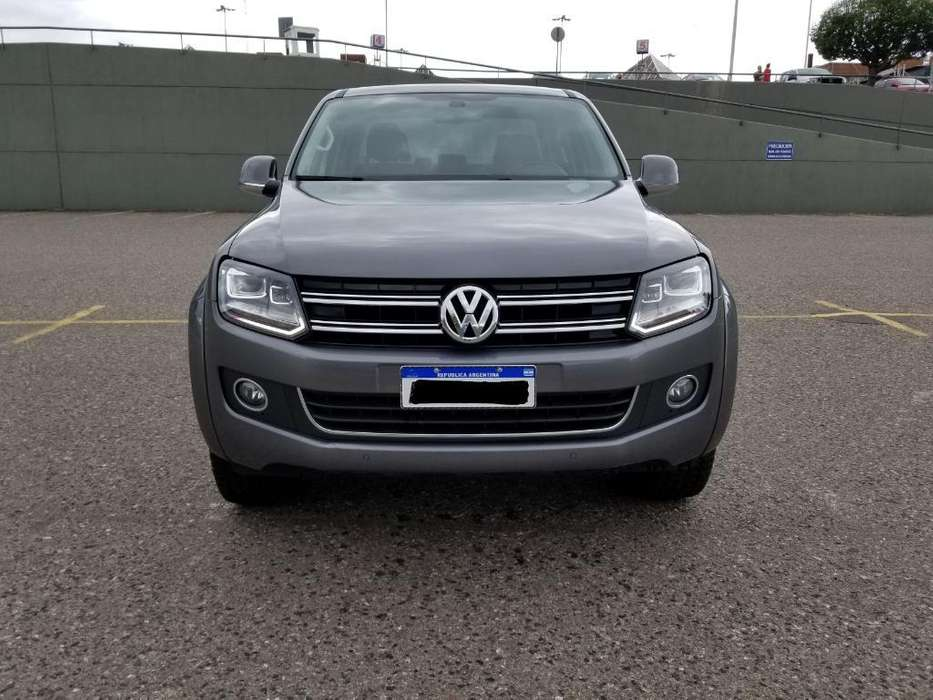 Volkswagen Amarok 2016 - 49000 km