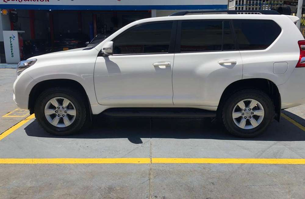 Toyota Prado 2015 - 58600 km