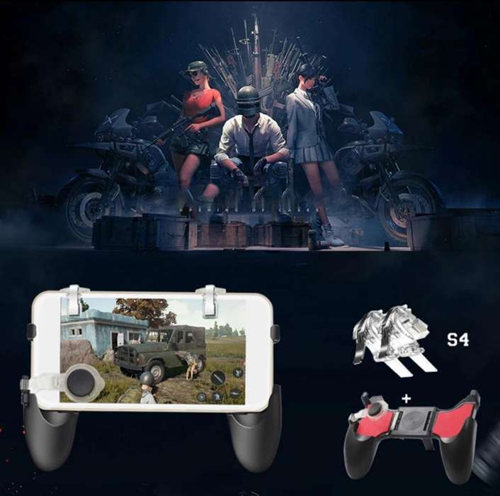 Control Free Fire, Pugb Mobile.