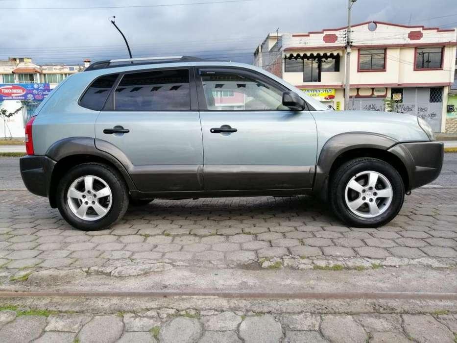 Hyundai Tucson 2007 - 125000 km