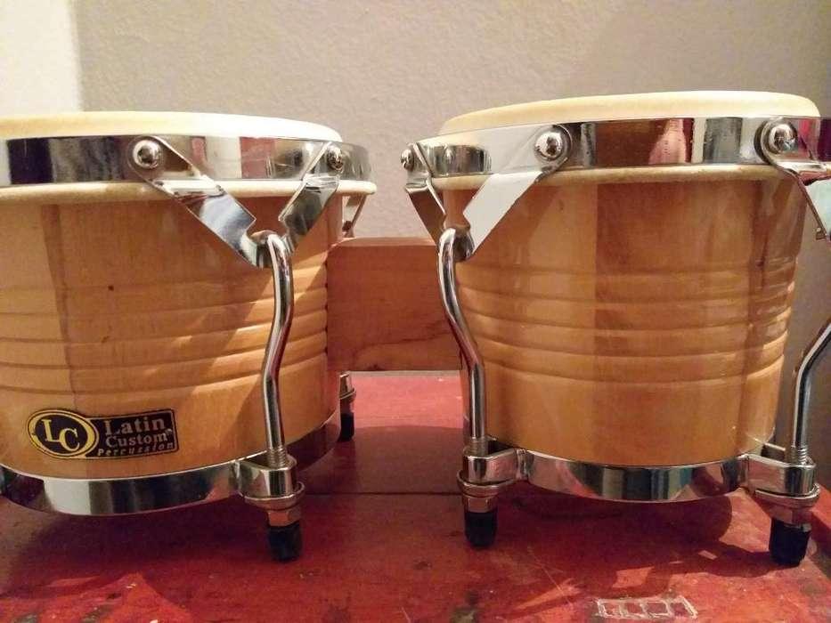 Bongo Latín Custom