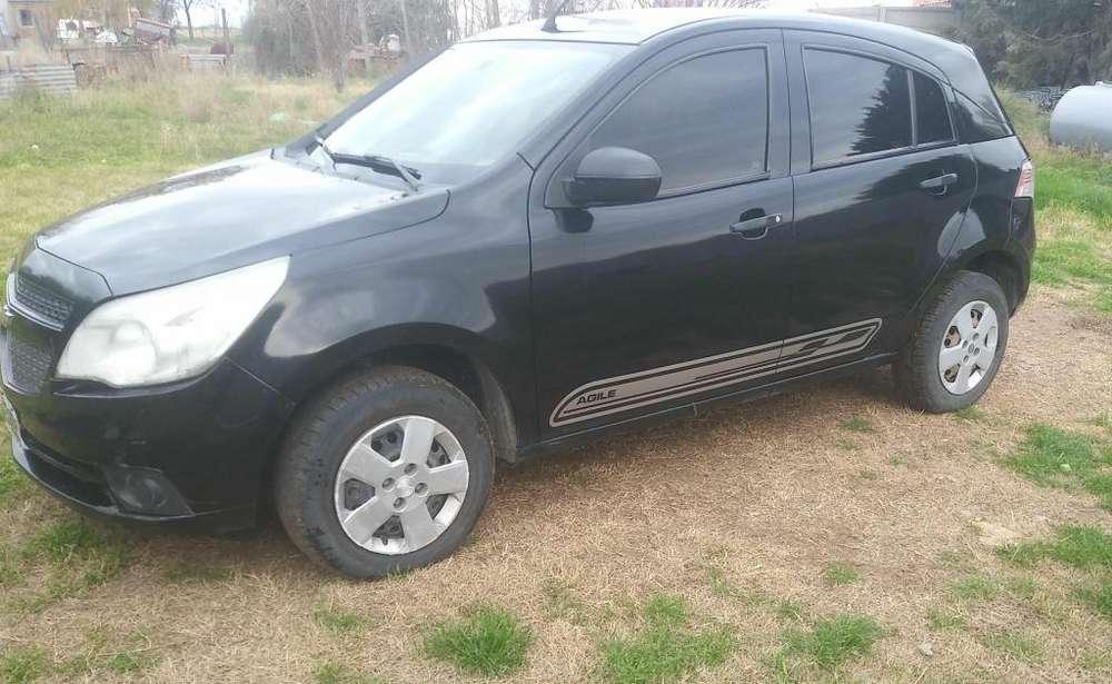 Chevrolet Agile 2012 - 76000 km