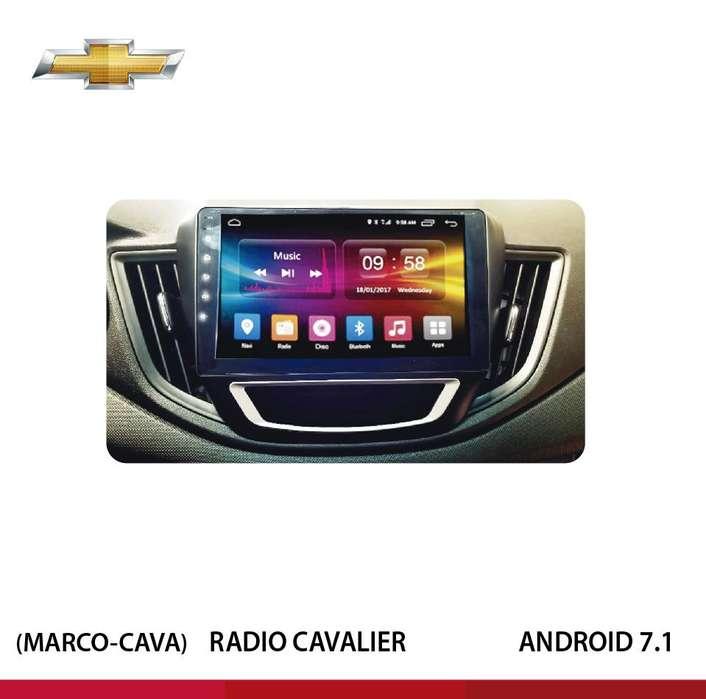 RADIO ANDROID 7.1 CHEVROLET CAVALIER