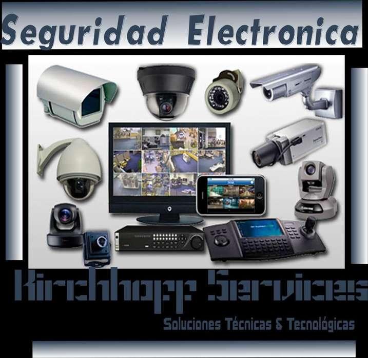 TECNOLOGIA Y SOLUCIONES , SEGURIDAD ELECTRONICA Y CONTROL DE ACCESO