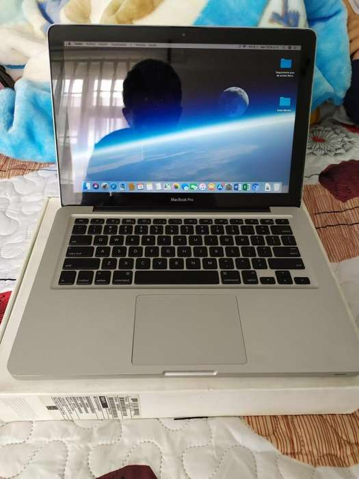 Macbook Pro 13, DISCO DE ESTADO SOLIDO, EXCELENTE ESTADO.