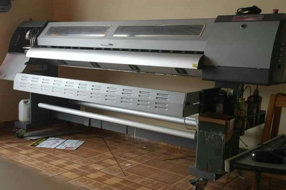 Plotter De1.80cm (solo Chasis)