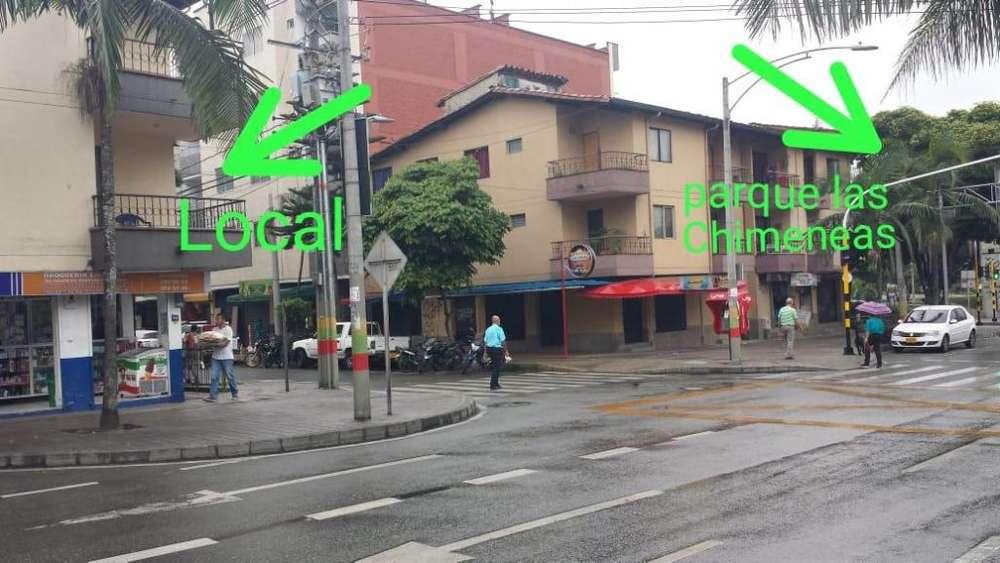 <strong>local</strong> de 92m2 En Venta En Itaguí Chimeneas (Villa Central) 398.000.000
