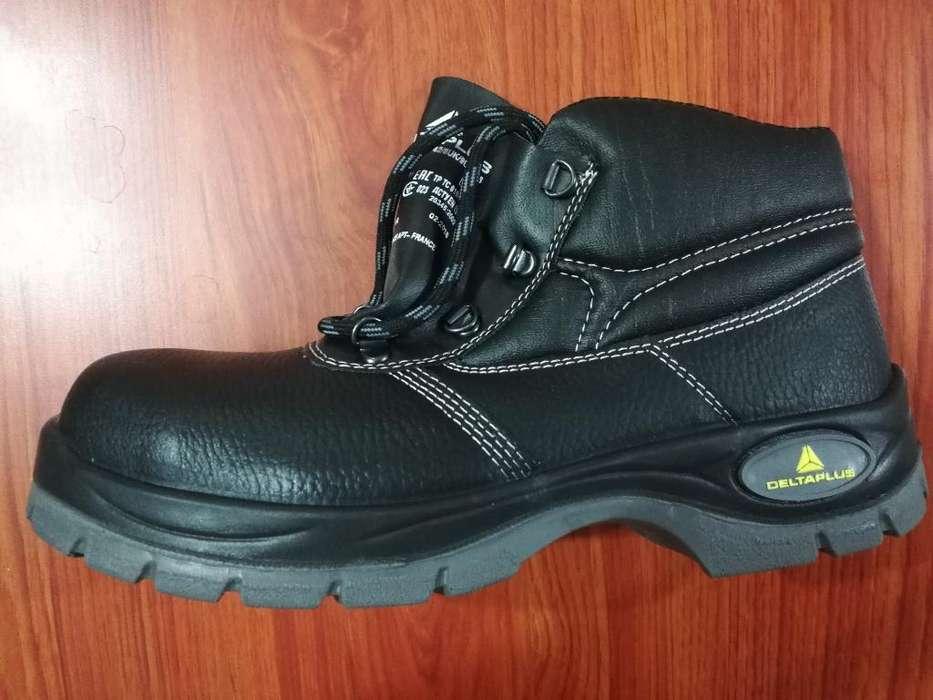 Zapato de Seguridad Delta Plus Jumper2