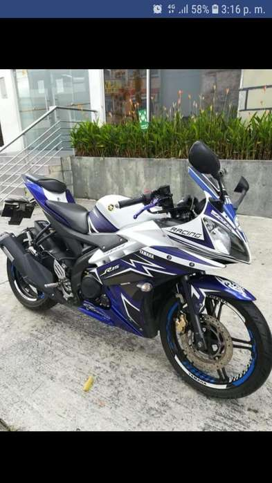 Moto <strong>yamaha</strong> R15