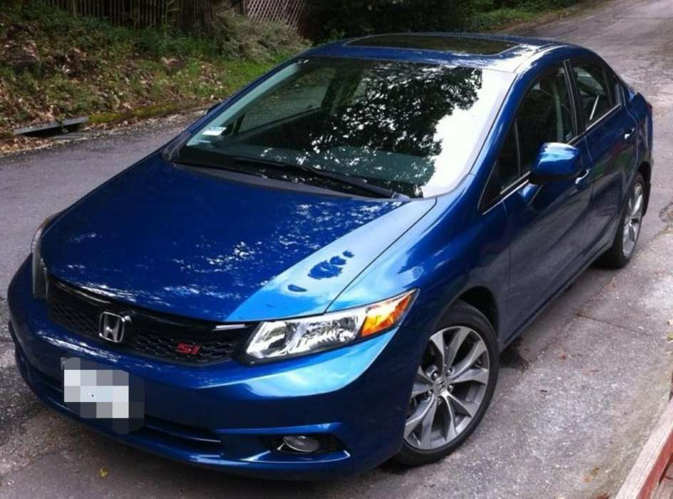 Honda Civic 2012 - 90000 km