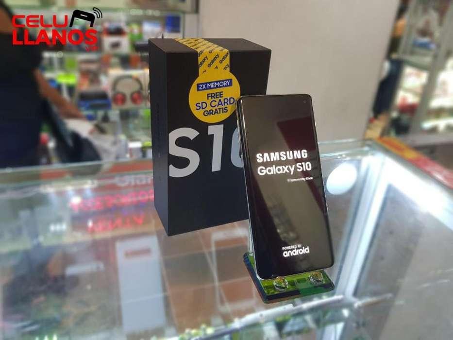 SAMSUNG S10 NUEVO -- SUPER PROMO