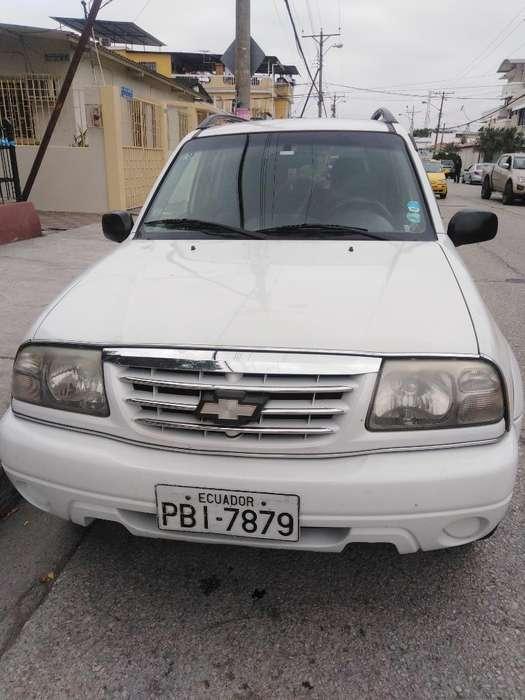 Chevrolet Grand Vitara 2011 - 168000 km