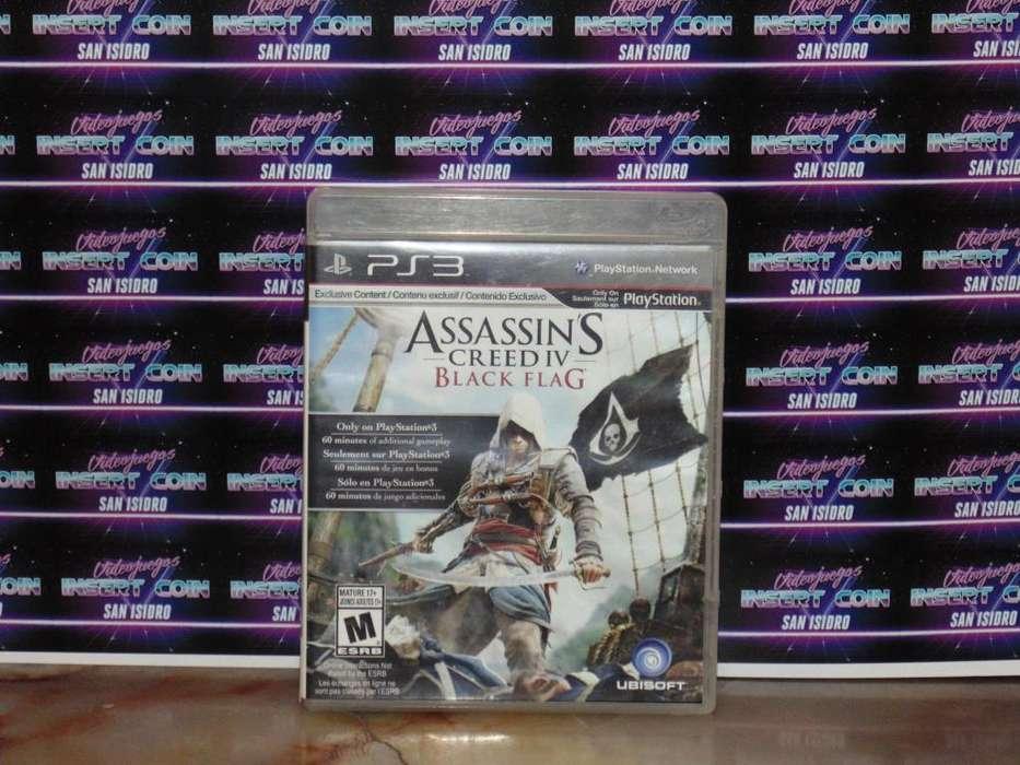 Assassins Creed 4 Black Flag PS3 Juego <strong>play</strong> Station 3