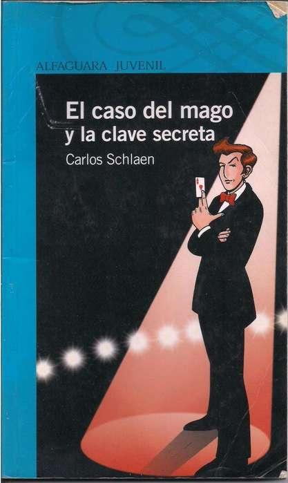 El caso de mago y la clave secreta