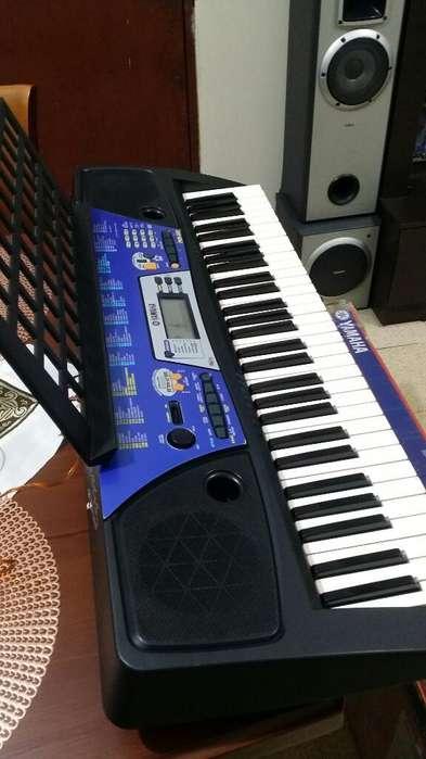 Oportunidad Piano Excelente Yamaha Caja