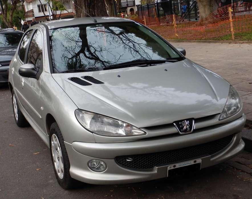 Peugeot 206 2007 - 188200 km
