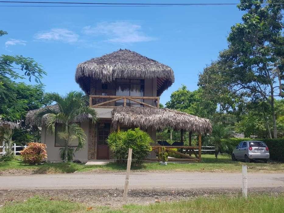 Venta casa en Olon Provincia de Santa Elena,para vacaciones 100% amoblada