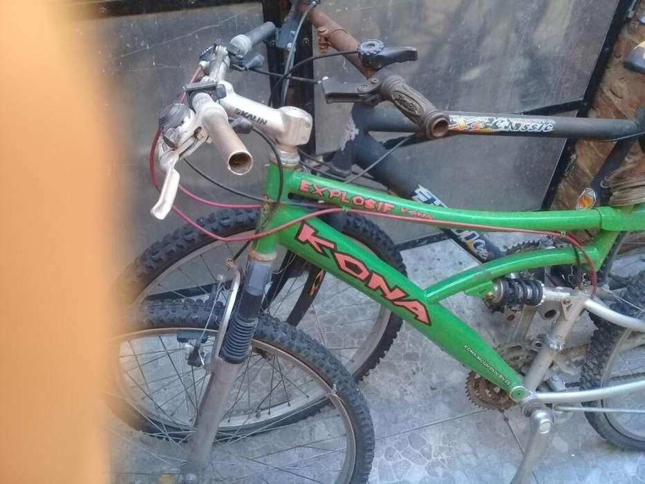 Bici Kona Mtb Rodado 29