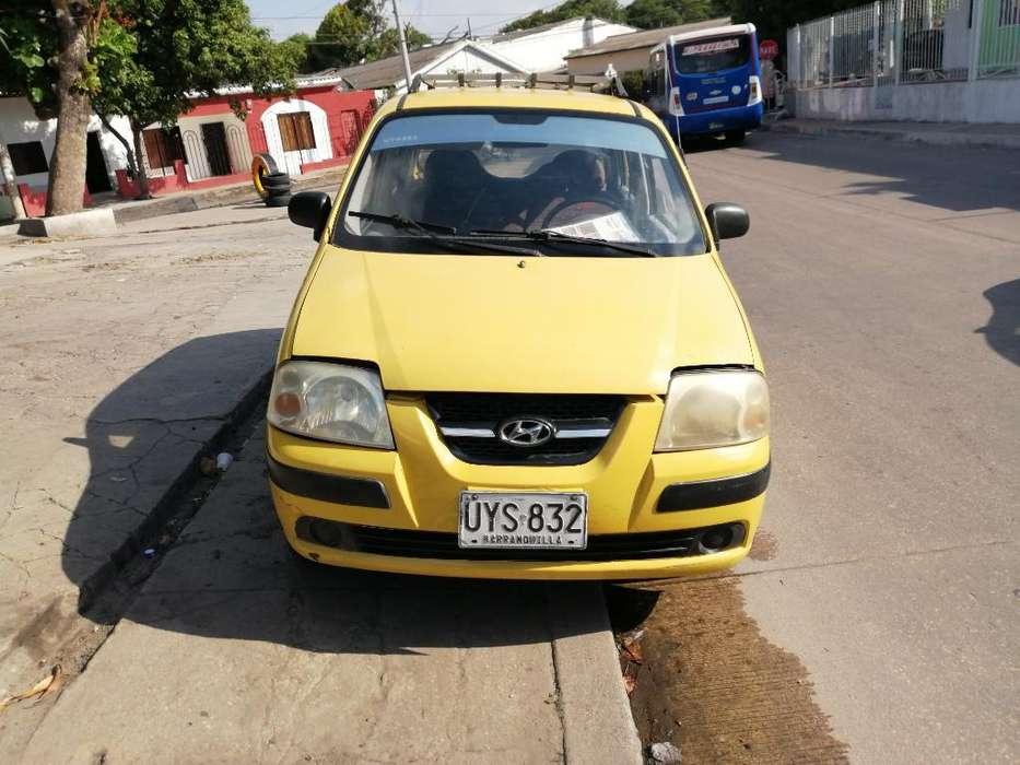 Hyundai Atos Modelo 2006 Taxi