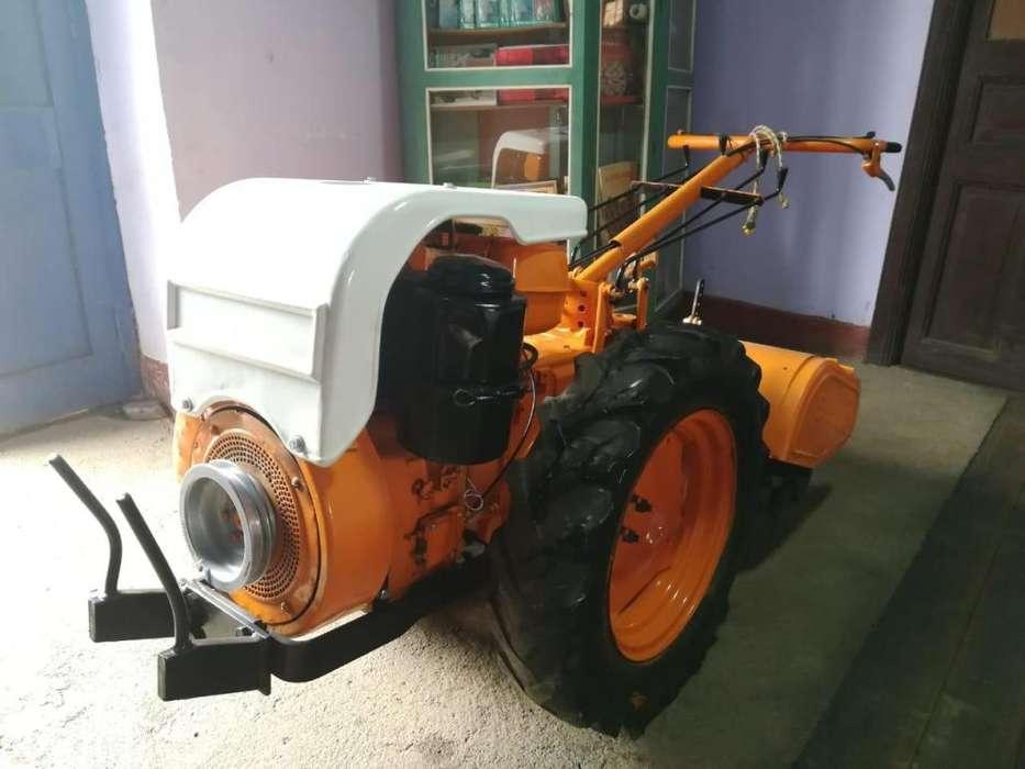 tractor motocultor PASQUALI