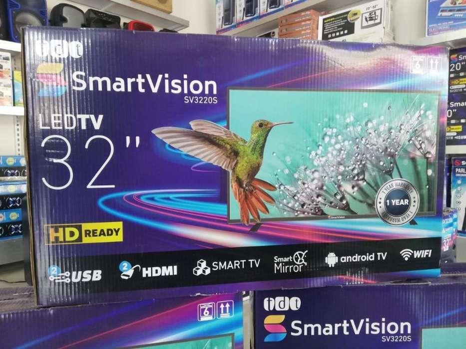 Vendo Tv de 32 Pulgadas Nuevo de Caja