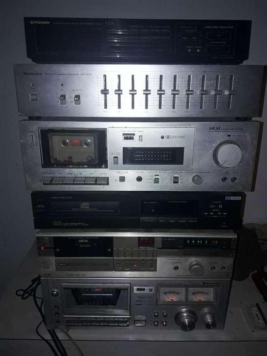 Vendo Lote de Audio a Revisar Todo Junto