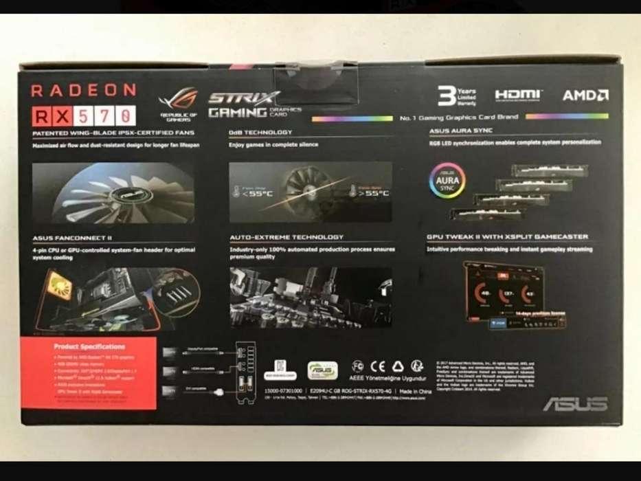 Strix Rx570 4gb