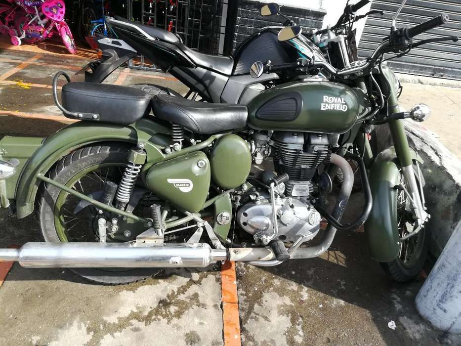Vendo Royal Enfield