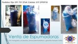Combos espumadoras y compresores precio distribuidor Envíos a toda Colombia.