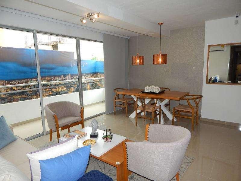 Cod. VBARE77380 Apartamento En Venta En Cartagena La Castellana