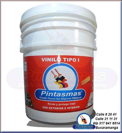 Vinilo Tipo 1 Cuñete Amplia Gama de Colores