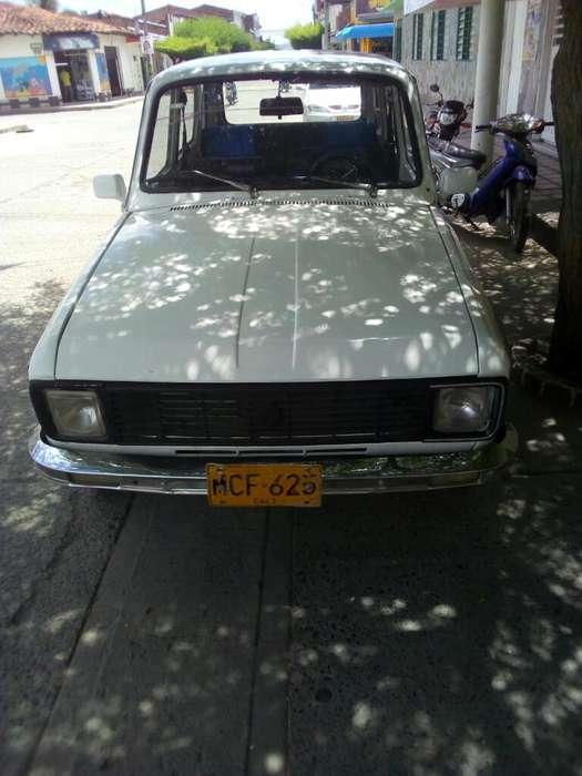 Renault R6 1980 - 220000 km