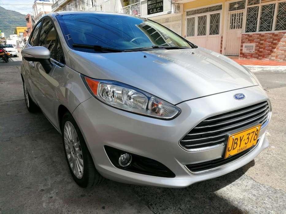 Ford Fiesta  2016 - 0 km
