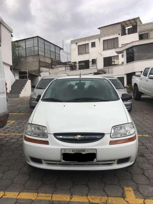 Chevrolet Aveo 2015 - 75000 km