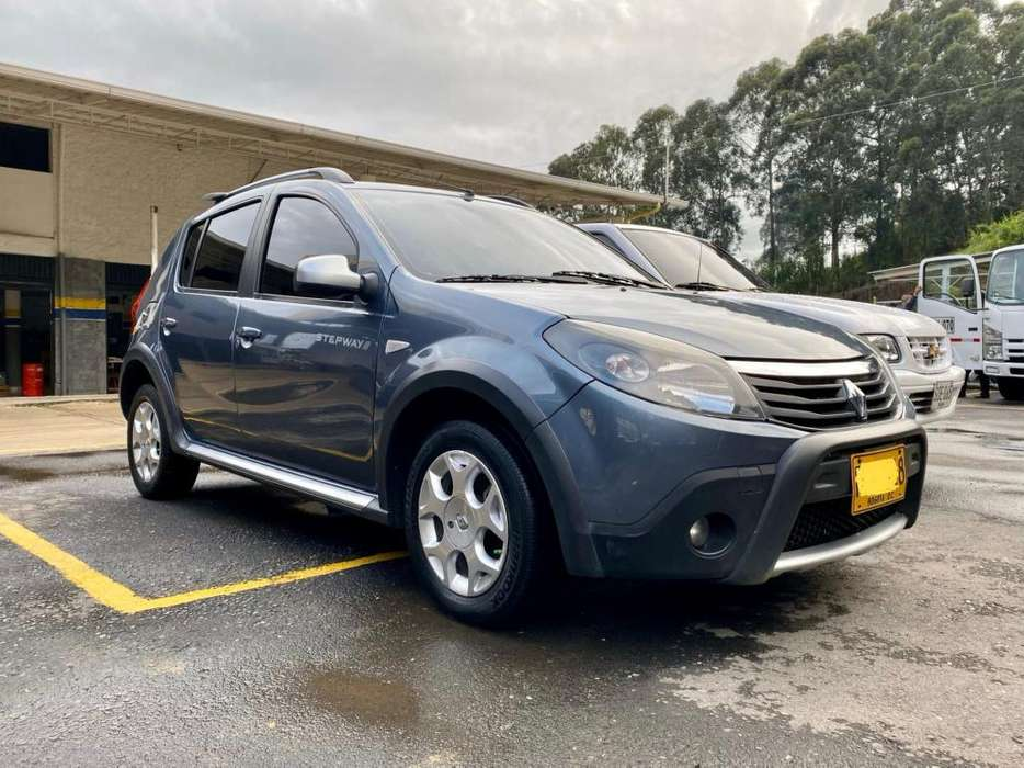 <strong>renault</strong> Sandero Stepway 2011 - 105000 km
